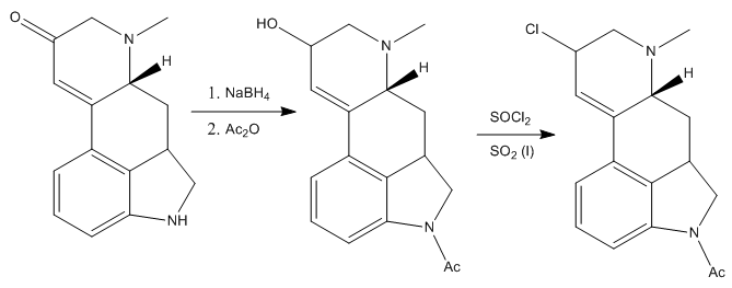 LSD Synthesis 5