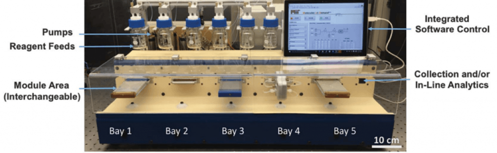 automated chemistry